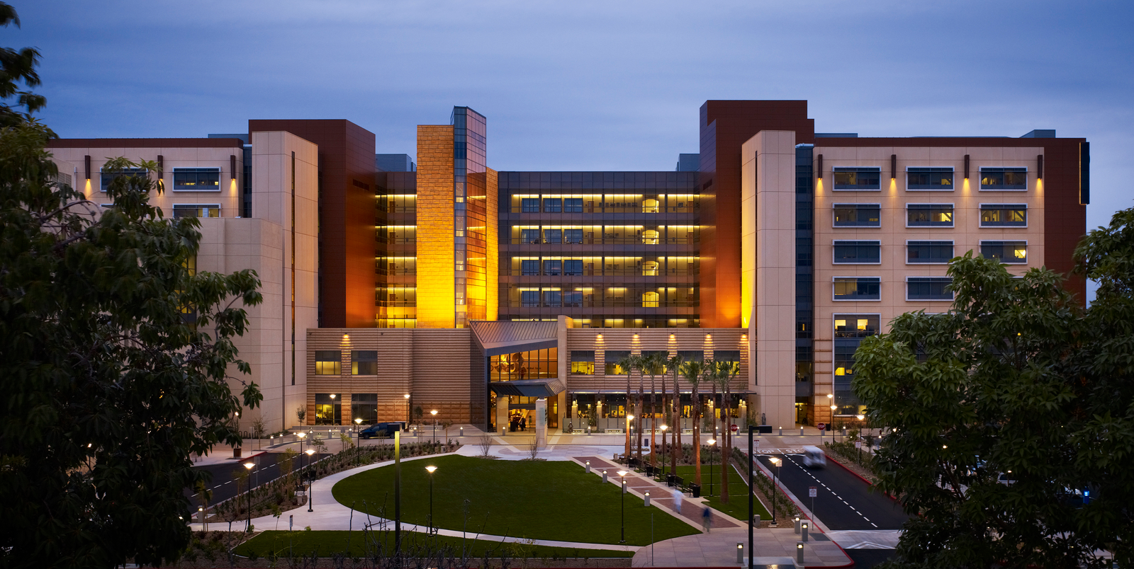 UCI Medical Center Buildings